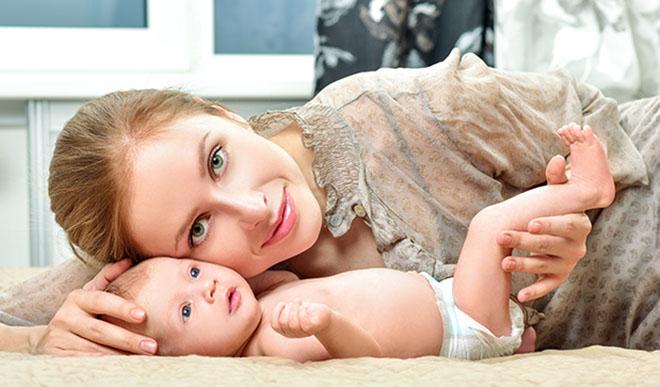 Как кормящей маме укрепить иммунитет