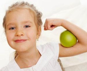 Как поднять иммунитет ребенку в повседневной жизни