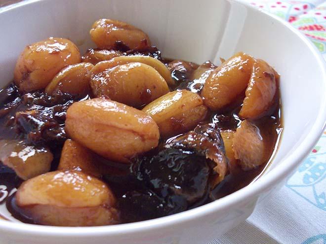 Рецепты повышения иммунитета меда орехов кураги чернослива