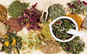 Общеукрепляющие травы для иммунитета